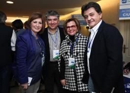 Partido Popular de Daimiel  en la Convención Regional de Toledo