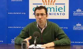 Jose David Gómez Cambronero, concejal de hacienda