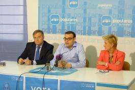 Rueda de prensa PP Daimiel