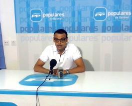 Jesús David Sánchez de Pablo, Secretario PP Daimiel