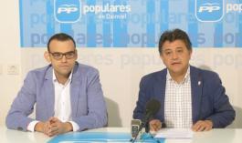 Jesús David Sánchez de Pablo y Leopoldo Sierra (www.daimiel.es)