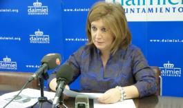 Mª Carmen Torija, responsable del área de Bienestar Social
