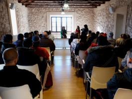 Inauguración de la segunda etapa del PLIS www.daimiel.es