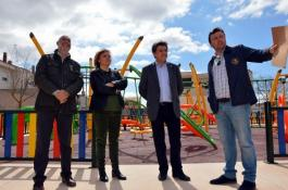 Visita al nuevo parque infantil (www.daimiel.es)