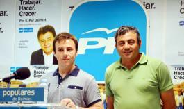 Javier Fisac y José Ricardo Sáez (www.daimiel.es)
