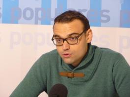 Jesús David Sánchez, secretario del PP Daimiel